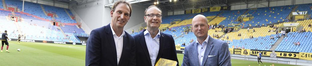 Vitesse en Food Valley NL partners in Voeding en Sport