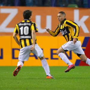 Late goal from Aissati saves Vitesse