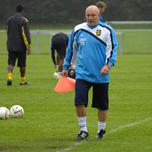Theo Bos is no longer manager of Vitesse