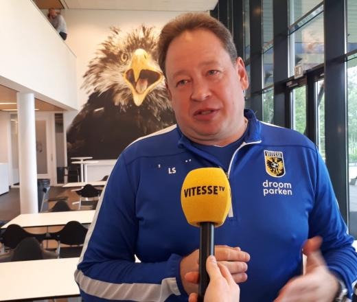"Slutskiy: ""Dominanter en agressiever zijn"" (video)"