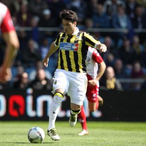 Auction special Vitesse Dutch Cancer Society shirts