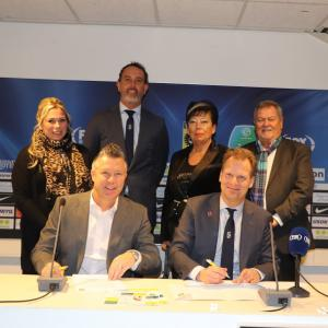 SMB Willems verlengt partnership met Vitesse