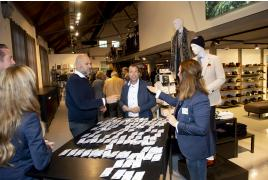 Fashion & Food Festival in de Only for Men Mensperience Store