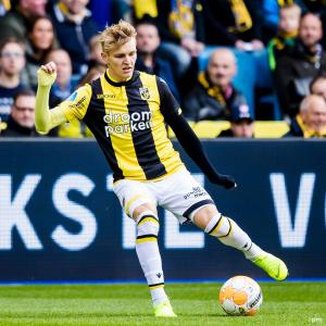 Overzicht Vitesse-internationals