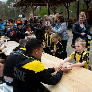 Kids Club Dag in Openluchtmuseum (video)