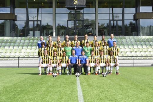 Competitie start en China O19 op Papendal