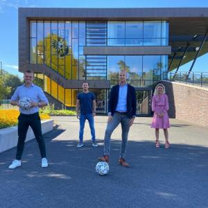 Vitesse breidt business club uit met de Vitesse Business Academy