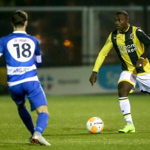 Jong Vitesse in slotfase onderuit vs Spakenburg (video)