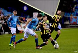 Vitesse vs Heracles 0-0